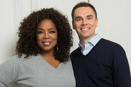 Oprah Winfrey & Brendon Burchard