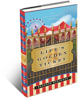 Life's Golden Ticket book by Brendon Burchard