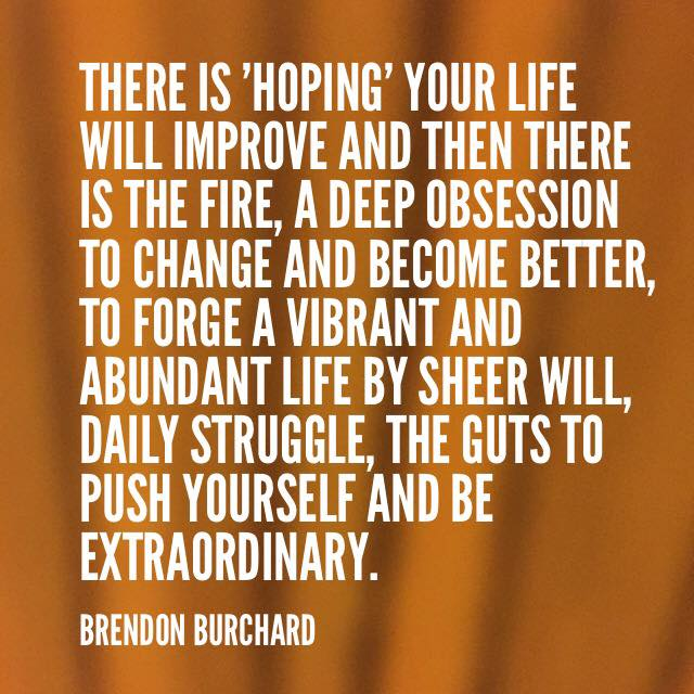 Personal Development, Brendon Burchard, The Charged Life, Motivation Manifesto