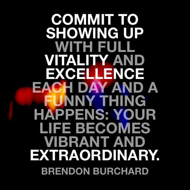 commitment, motivation manifesto, brendon burchard