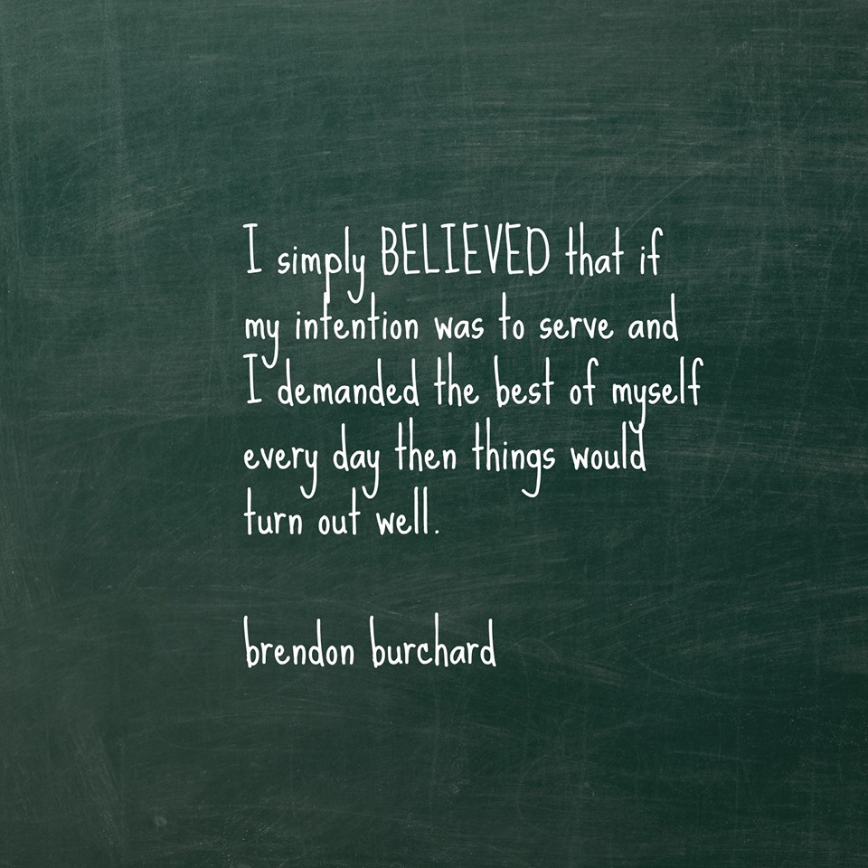 Brendon Burchard, Motivation Manifesto, The Charged Life