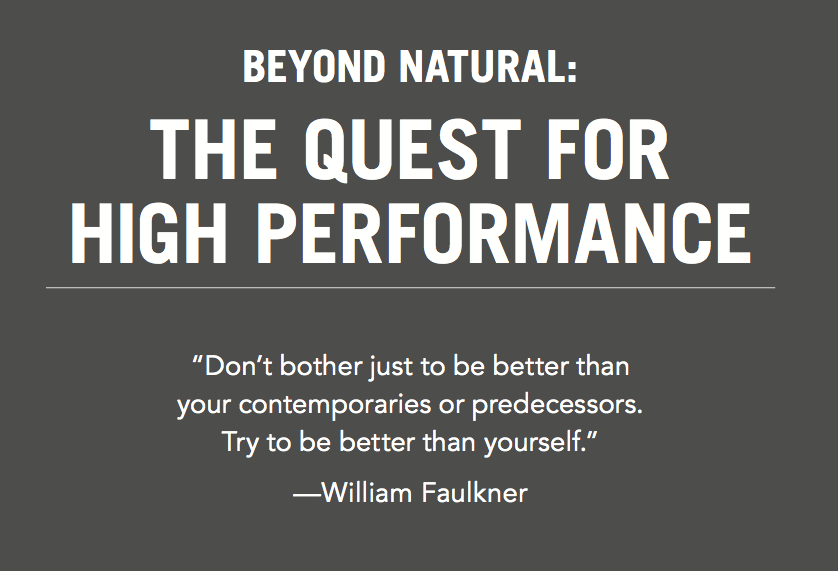 Chapter Two High Performance Habits book