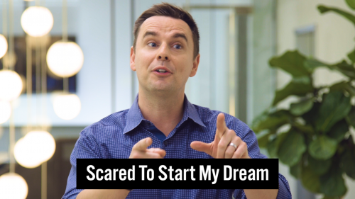 24-Scared To Start My Dream - Thumbnail 01