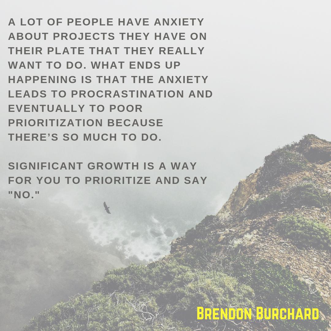 TBS-Ep 26-Prioritize-BrendonBurchardQuotes