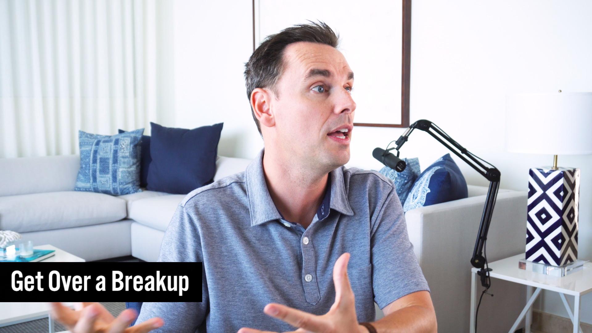 How to Get Over a Breakup - Brendon Burchard